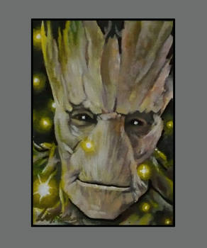 Groot ACEO