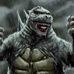 Storm Born Godzilla