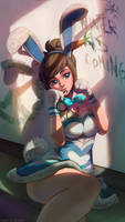 Mei is bae by AlbertoMoldes