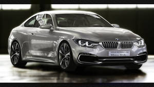 Bmw 4 Coupe by EtskuniArt