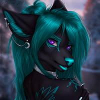 [C] Freya icon by EtskuniArt