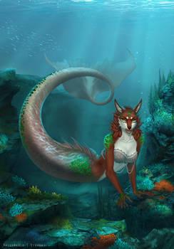 Auran mermaid