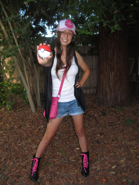 pokemon white trainer cosplay by animefreaky111 on deviantart