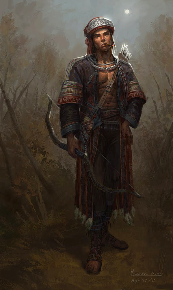 Hunter by wang2dog
