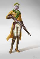 Pearlia - Adventurer Outfit v.2