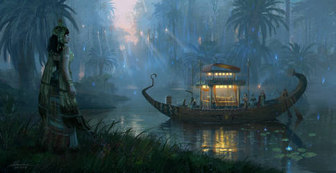 Path to Duat: Osiris Funeral
