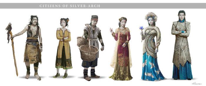 C.O.T:  Silver Arch Citizens