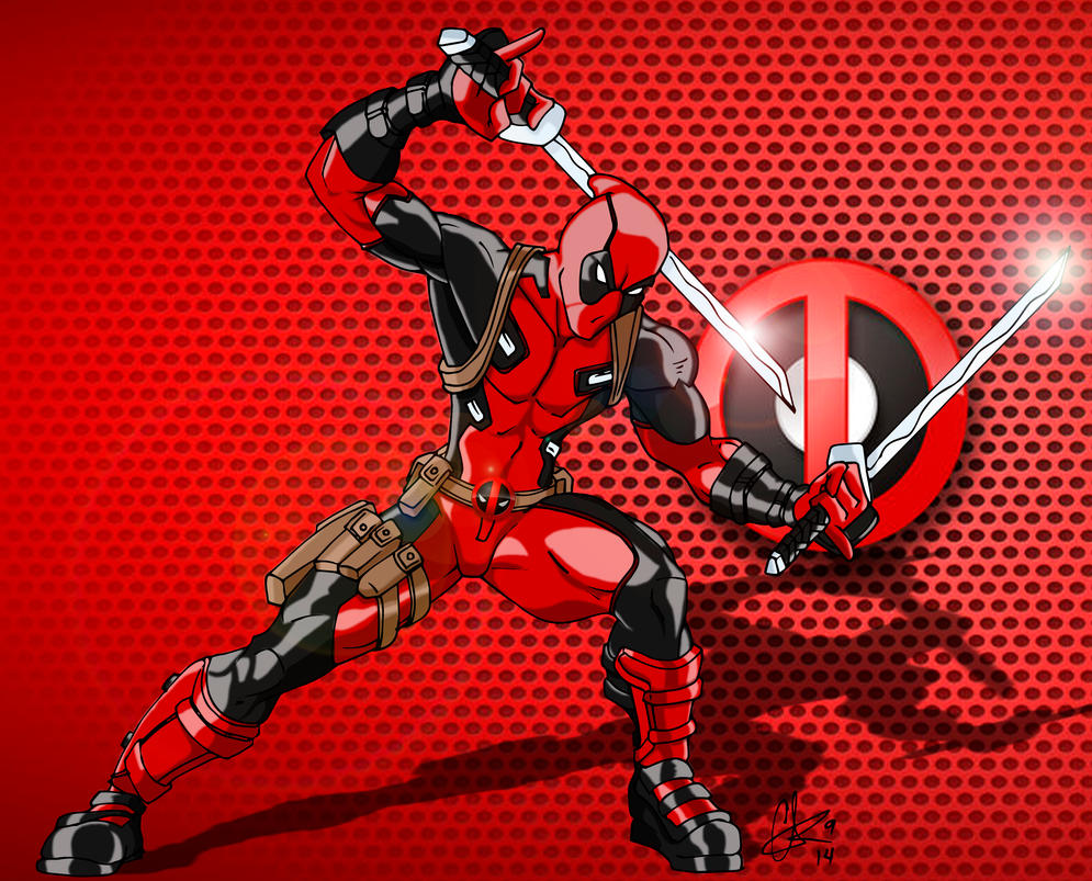 Deadpool by MrToon2000