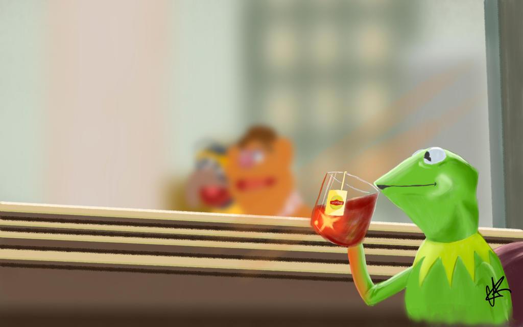 Kermit the Frog by MrToon2000