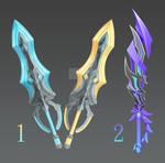 [Closed] Dual Sword and Short Sword