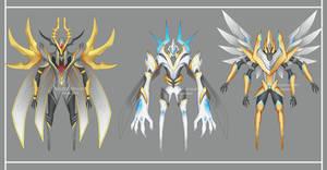 [OPEN] Elemental Guardian SET
