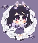 .+{ A very adorable Bat }+.