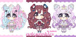 [CLOSED] Creamis Cutie Adopts by Babbete