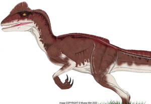 Jurassic Park: InGen Files Deinonychus