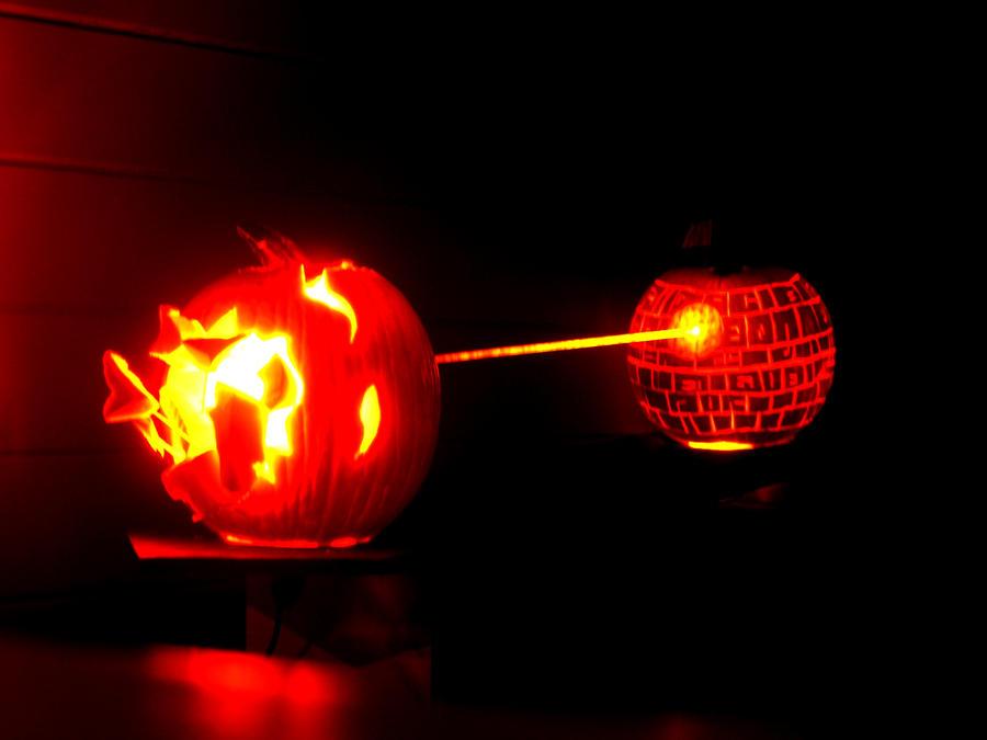 Thats no Pumpkin... by The-Masked-Marauder