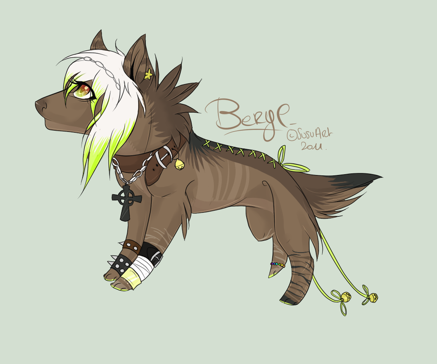 Commission : Beryl. by SusuSmiles