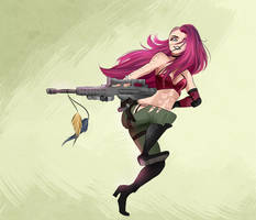 Bang Bang! by ElenaStripe