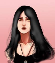 Portrait (comm) by ElenaStripe