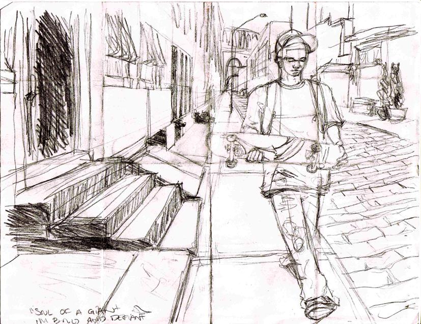 LithoPrintSketch by truehead