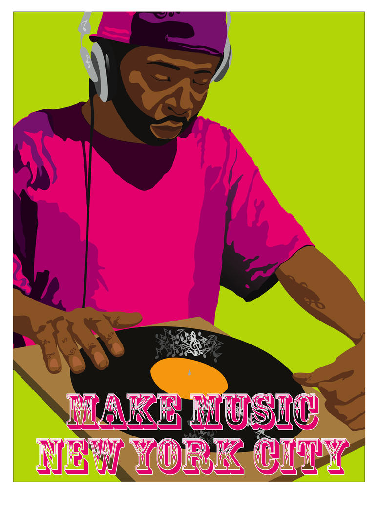 Make Music NYC by truehead