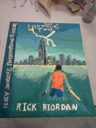 The lightning thief FINISHED
