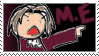 Chibi Miles Edgey Stamp x3 by spacyg1
