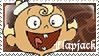 +Flapjack Stamp+ by spacyg1