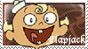 +Flapjack Stamp+ by spacyg1