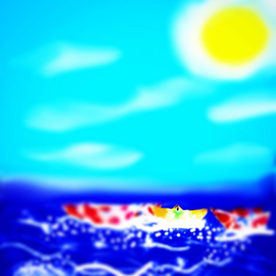 Random boats~ by startail1203