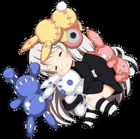 Commission - Luna by Kanda-Yakumo