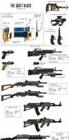 TQB - Tools and weapons 1