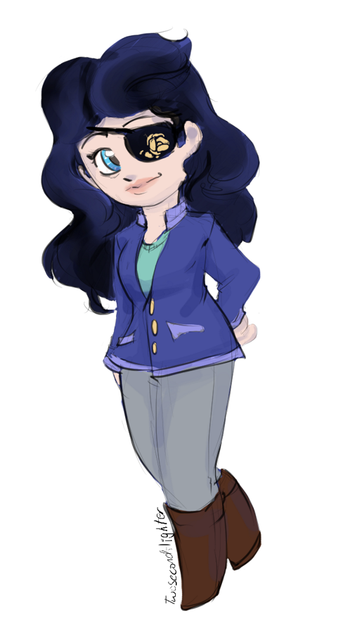 Synthia by TwoSecondsLighter