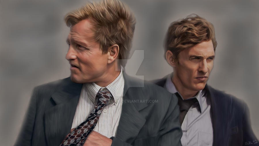 True Detective by silvije