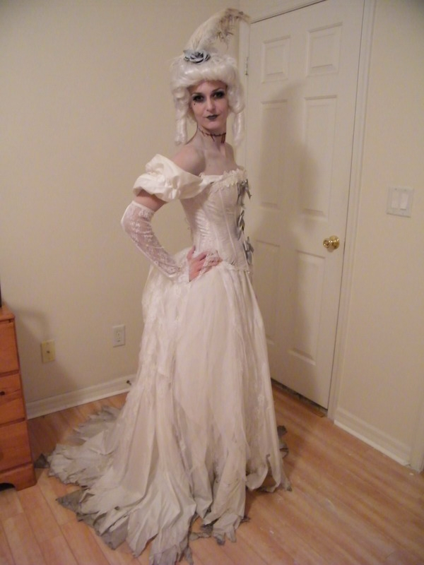 Marie Antoinette costume by carriedoodle on DeviantArt