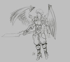 wing knight