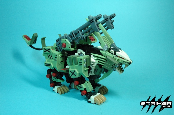 Liger Zero Panzer Unit by TheCrushader