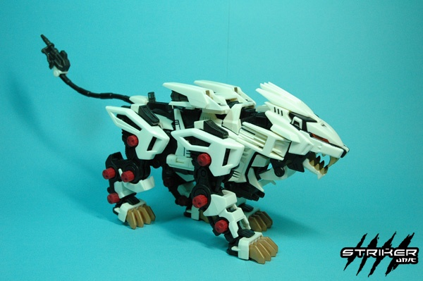 Liger Zero by TheCrushader