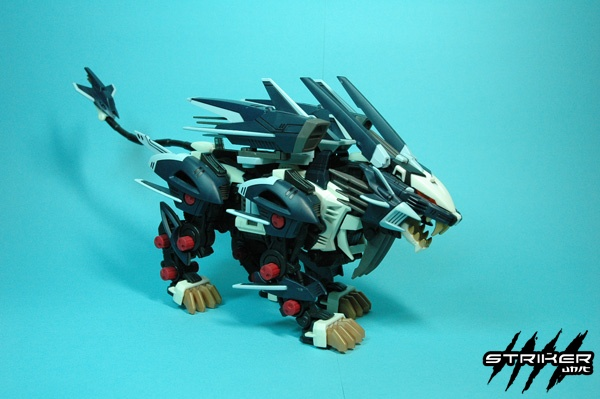 Liger Zero Jager Unit by TheCrushader