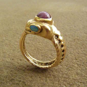 dragon ring by morpho2012