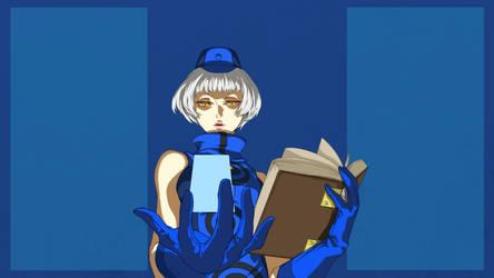 Persona Wallpaper: Elizabeth Plays her Card
