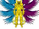 Marcus, The Seraphic Paladdin...
