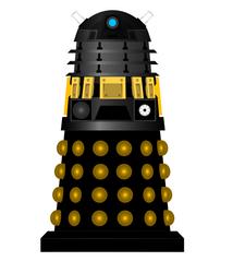 Dalek Inquisitor General (Dalek X)... by AngelGhidorah