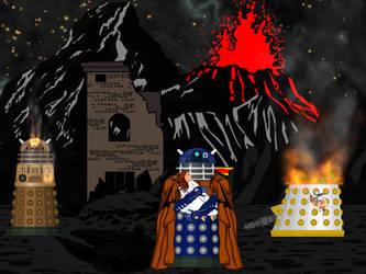Doctor Who - An Angel Among Demons... by AngelGhidorah