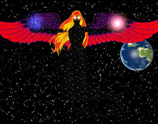 Galaxy Goddess...