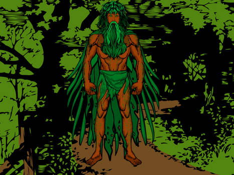 StormOak the Leshy...
