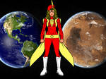 Jane Gem, the Magician from Mars... by AngelGhidorah