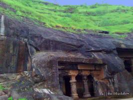 Bhudda Caves...1 by gotosumeet