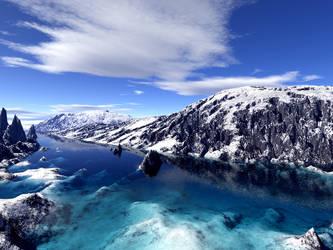 Deep Arctic by Echo-Velocity