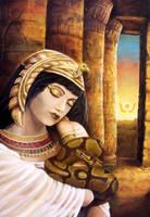 Goddess of Heaven by Otherra