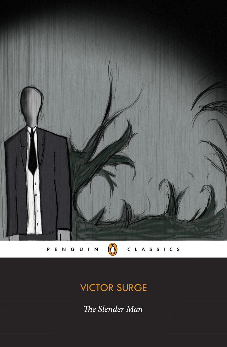 'The Slender Man' - A Classic. by ChocoMcShreddy